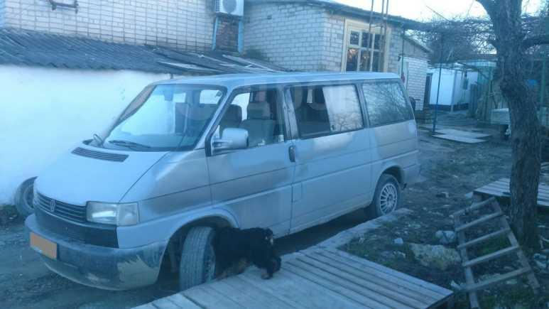 Volkswagen Caravelle, 1991 год, 80 000 руб.