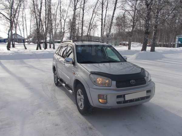 Toyota RAV4, 2002 год, 520 000 руб.