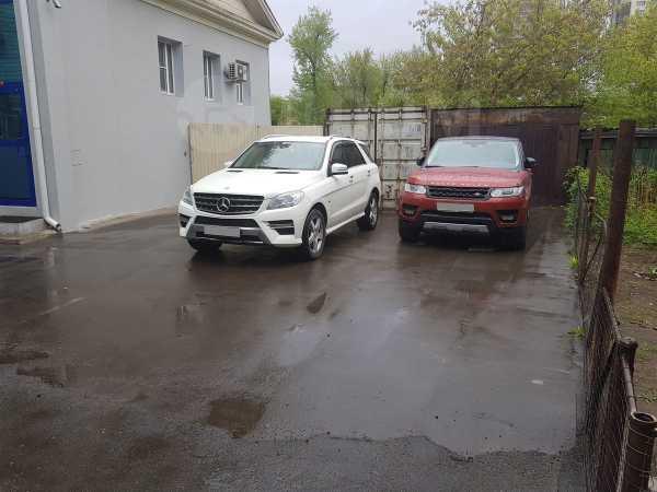 Mercedes-Benz M-Class, 2012 год, 1 450 000 руб.