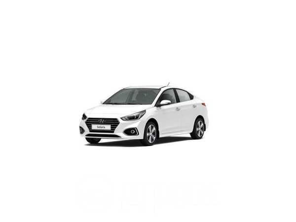 Hyundai Solaris, 2019 год, 828 600 руб.