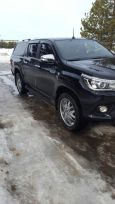 Toyota Hilux Pick Up, 2016 год, 2 380 000 руб.
