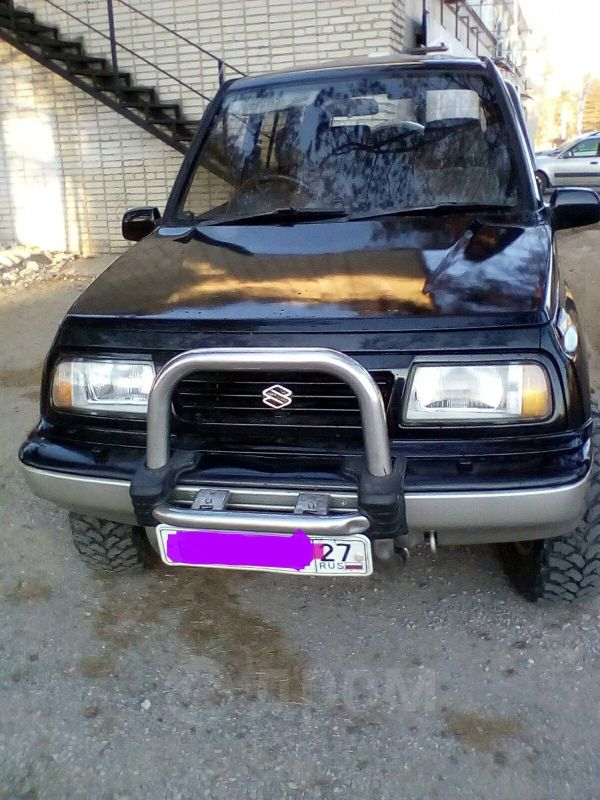 Suzuki Escudo, 1993 год, 250 000 руб.