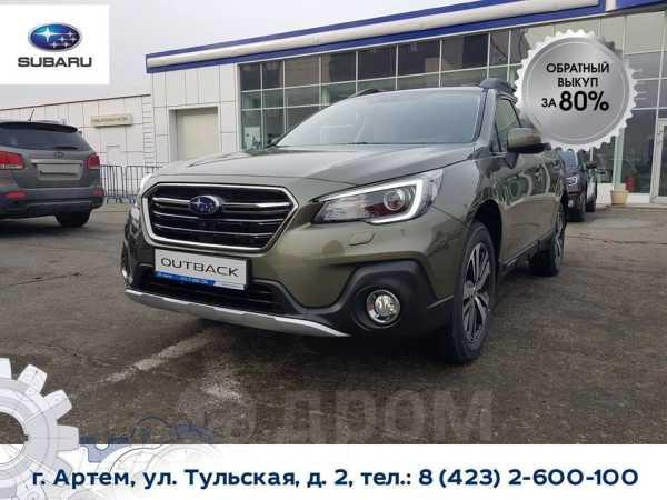 Subaru Outback, 2018 год, 2 774 000 руб.