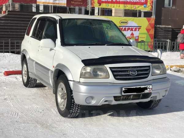 Suzuki Escudo, 2001 год, 350 000 руб.