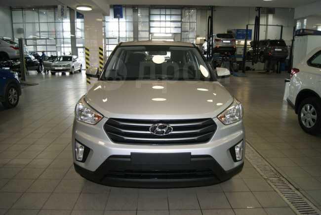 Hyundai Creta, 2018 год, 1 036 000 руб.