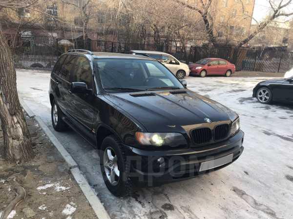 BMW X5, 2003 год, 650 000 руб.