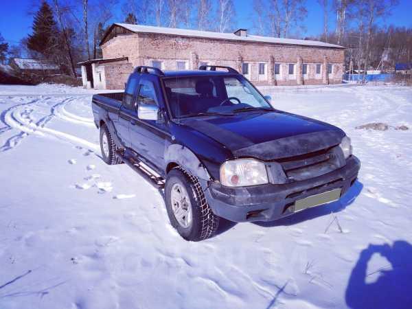 Nissan Frontier, 2002 год, 290 000 руб.