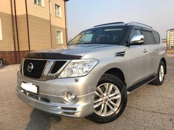 Nissan Patrol, 2012 год, 1 650 000 руб.