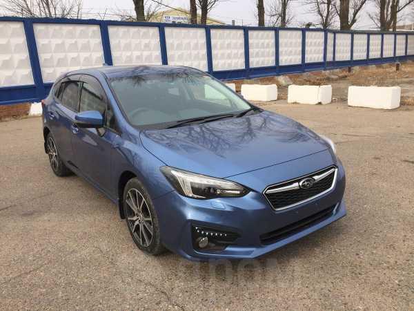 Subaru Impreza, 2017 год, 1 130 000 руб.