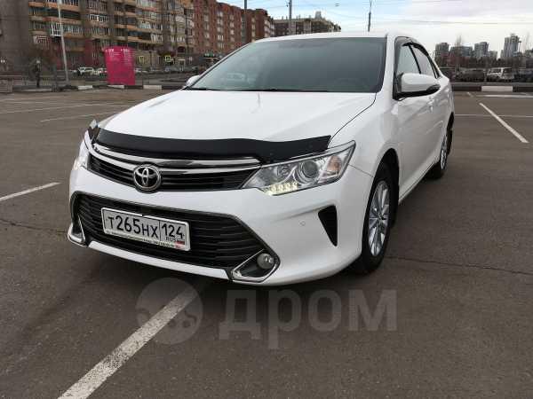 Toyota Camry, 2015 год, 1 197 000 руб.