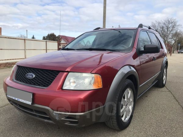 Ford Freestyle, 2005 год, 399 000 руб.