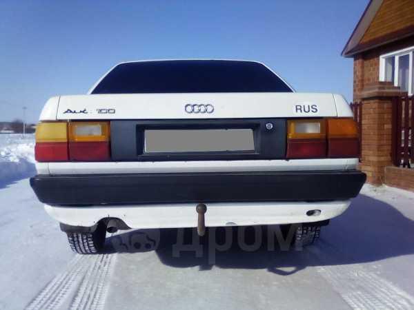 Audi 100, 1989 год, 125 000 руб.