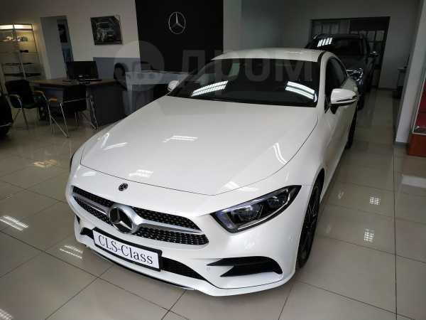 Mercedes-Benz CLS-Class, 2018 год, 5 045 000 руб.