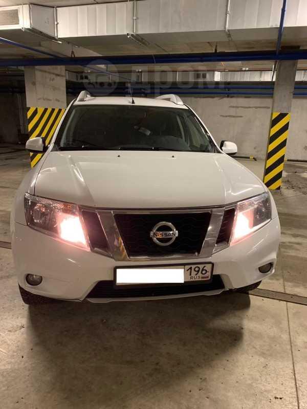Nissan Terrano, 2016 год, 660 000 руб.