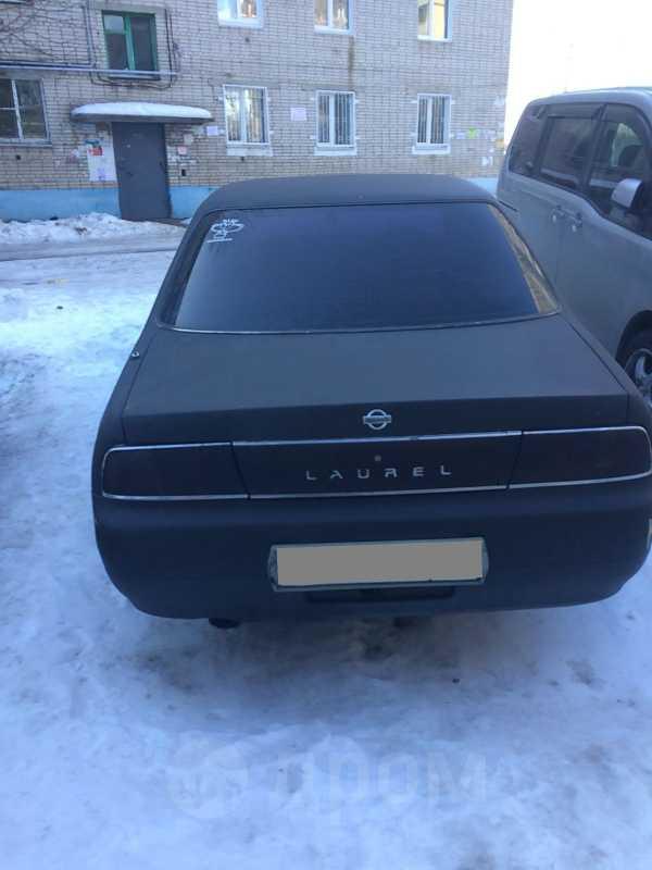 Nissan Laurel, 1993 год, 50 000 руб.