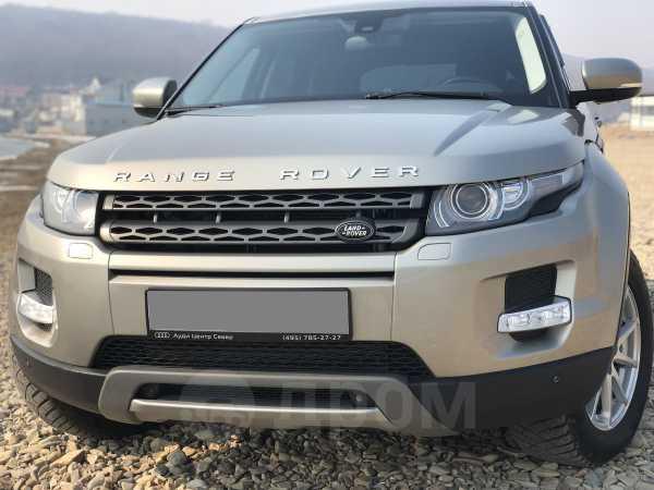 Land Rover Range Rover Evoque, 2013 год, 1 400 000 руб.