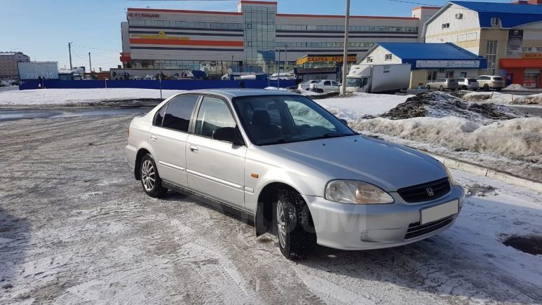 Honda Civic Ferio, 2000 год, 127 000 руб.