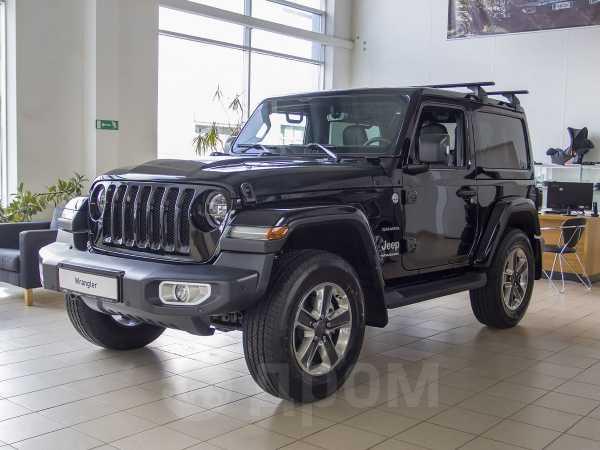 Jeep Wrangler, 2018 год, 4 130 000 руб.