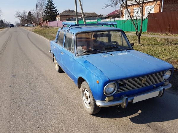 Лада 2101, 1971 год, 25 000 руб.