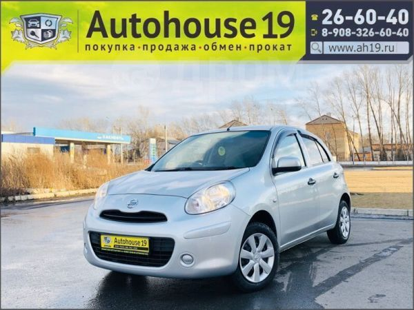 Nissan March, 2010 год, 349 000 руб.