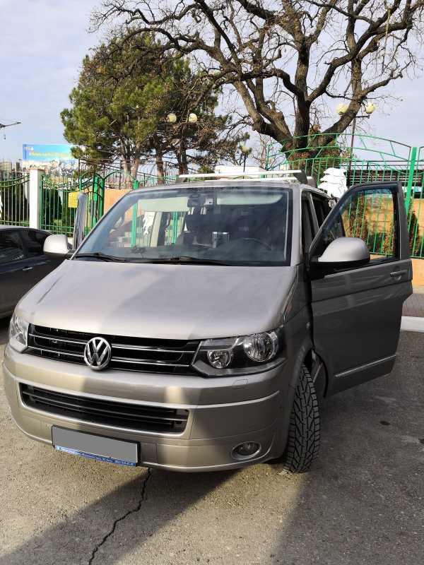 Volkswagen Multivan, 2010 год, 1 380 000 руб.