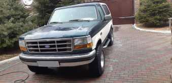 Владивосток Bronco 1995