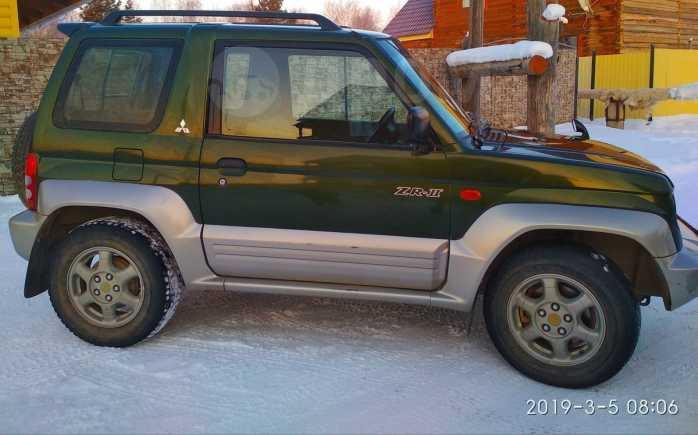 Mitsubishi Pajero Junior, 1996 год, 155 000 руб.