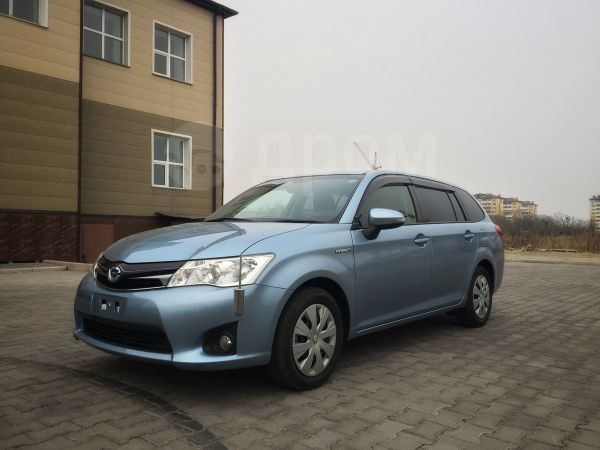 Toyota Corolla Fielder, 2014 год, 720 000 руб.