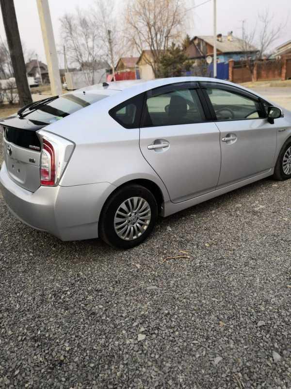 Toyota Prius, 2013 год, 850 000 руб.