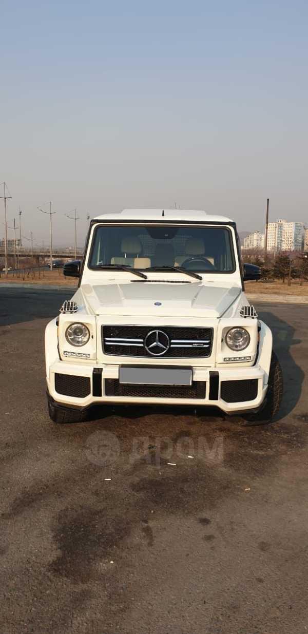 Mercedes-Benz G-Class, 2011 год, 4 140 000 руб.