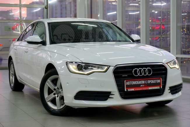 Audi A6, 2011 год, 1 047 000 руб.