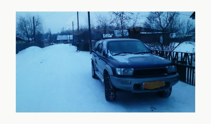 Toyota Hilux Surf, 2002 год, 399 000 руб.