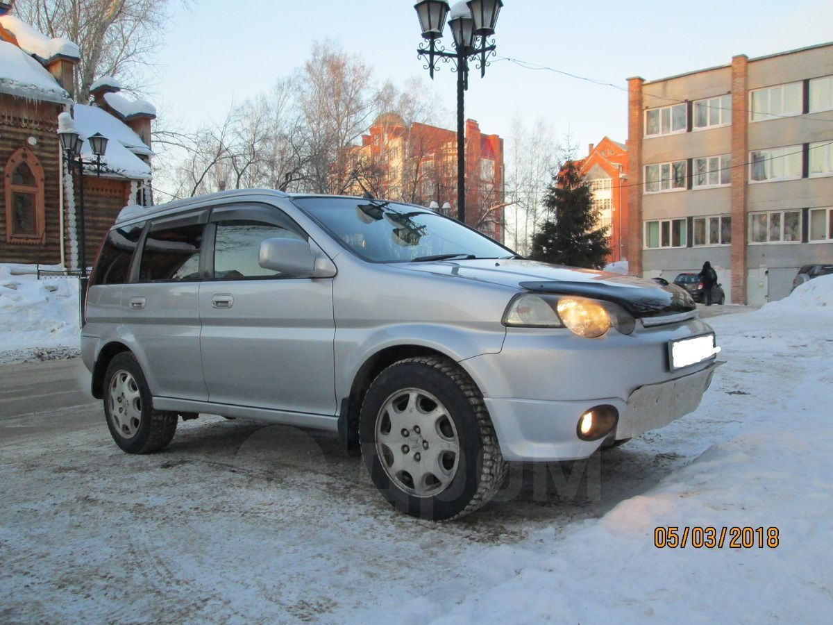 1fe2b7be37f4f Продажа авто Хонда ХР-В 99 года в Томске, Продам HONDA HRV в ...