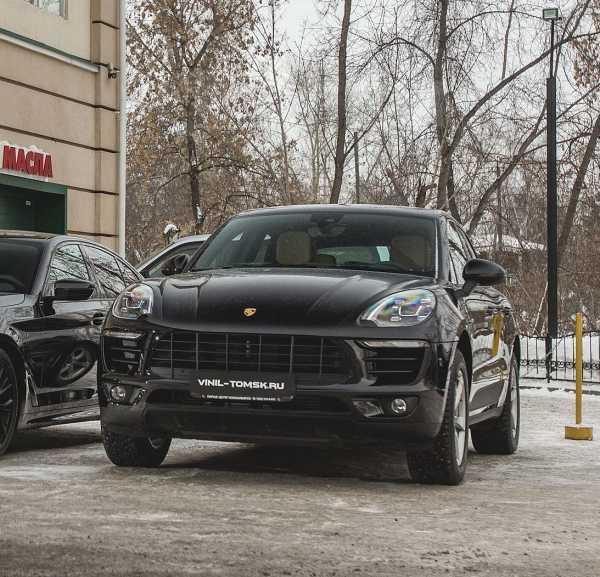 Porsche Macan, 2017 год, 3 200 000 руб.
