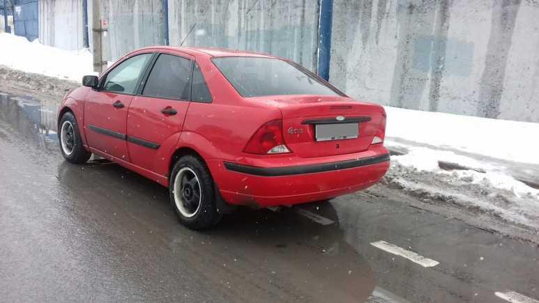 Ford Focus, 2001 год, 85 000 руб.