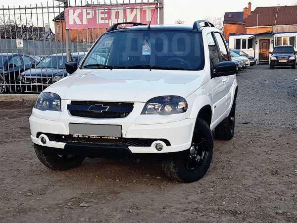 Chevrolet Niva, 2017 год, 610 000 руб.