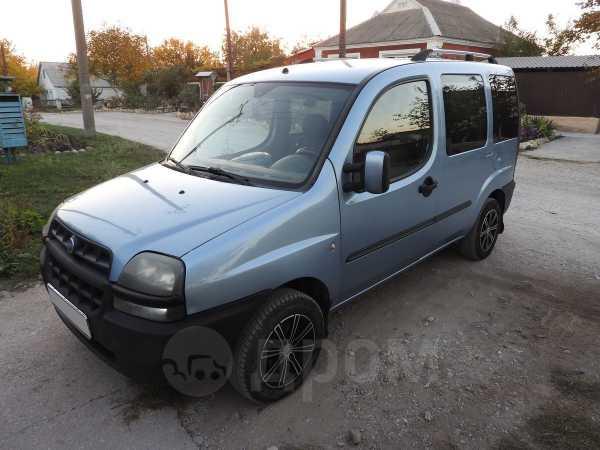 Fiat Doblo, 2004 год, 370 000 руб.