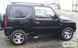 Анадырь Suzuki Jimny 2008