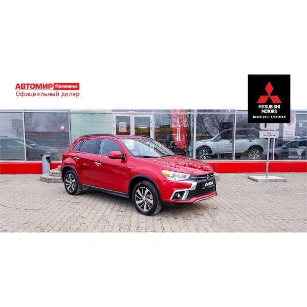 Mitsubishi ASX, 2018 год, 1 700 000 руб.