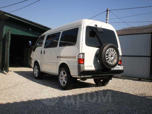Mazda Bongo, 2008 год, 650 000 руб.
