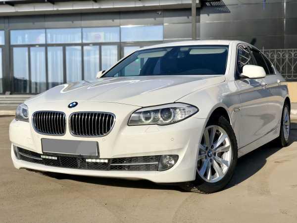 BMW 5-Series, 2011 год, 1 018 000 руб.