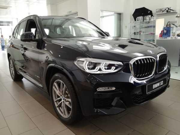 BMW X3, 2019 год, 3 195 000 руб.