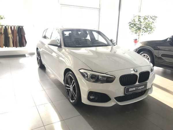 BMW 1-Series, 2019 год, 1 755 000 руб.
