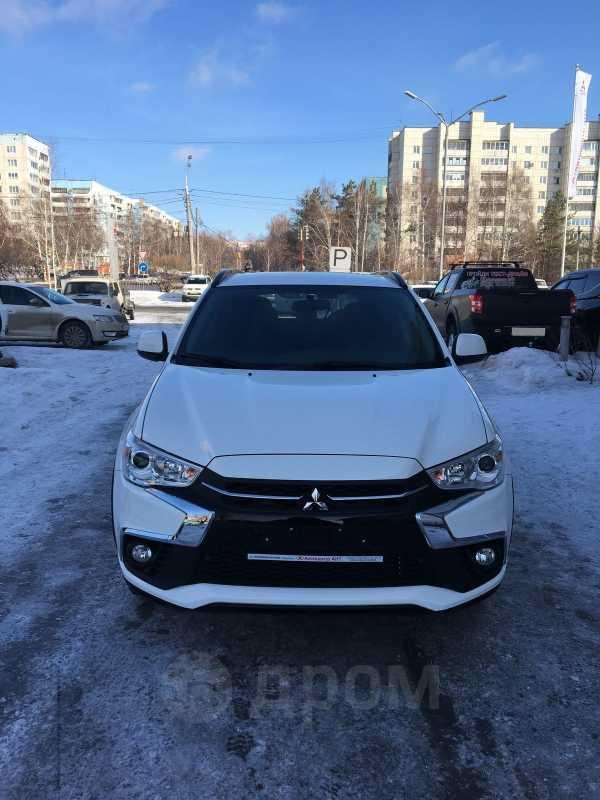 Mitsubishi ASX, 2018 год, 1 387 000 руб.