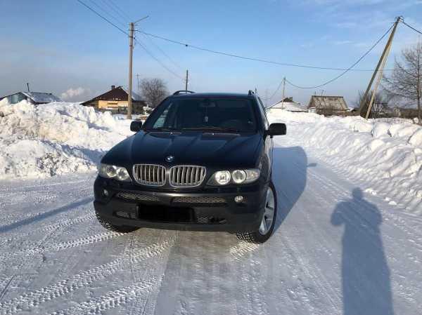 BMW X5, 2004 год, 695 000 руб.