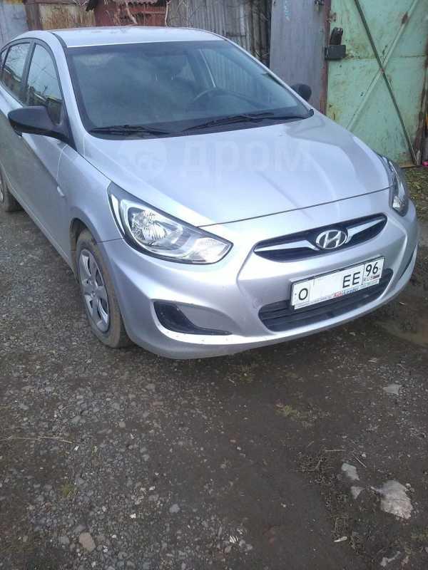Hyundai Solaris, 2012 год, 440 000 руб.