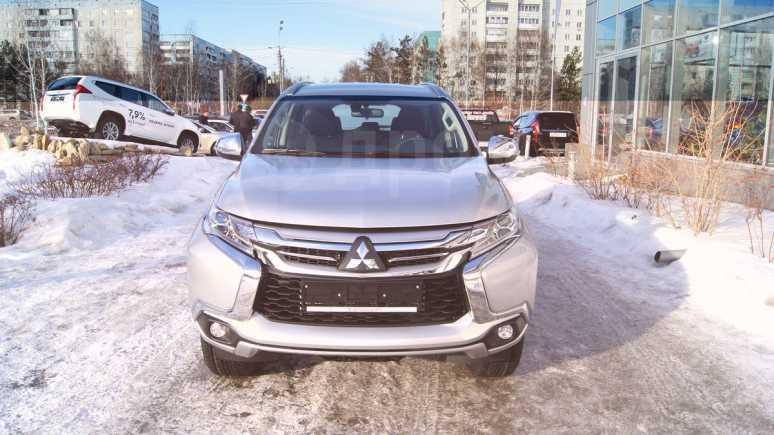 Mitsubishi Pajero Sport, 2018 год, 2 188 000 руб.