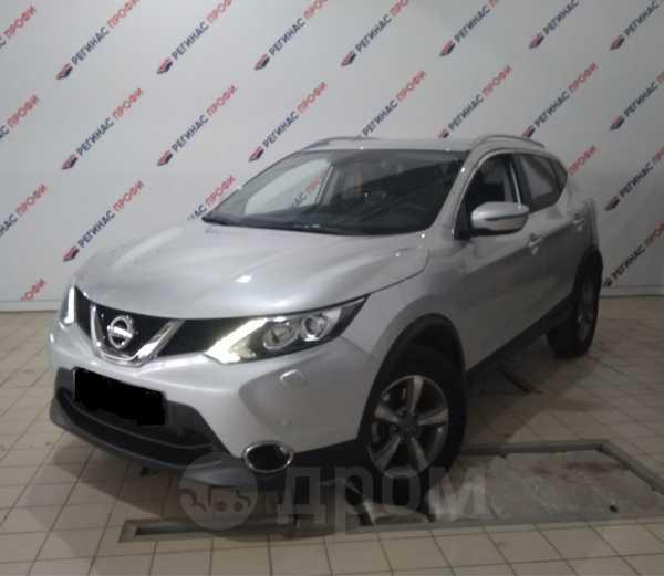 Nissan Qashqai, 2017 год, 1 364 000 руб.