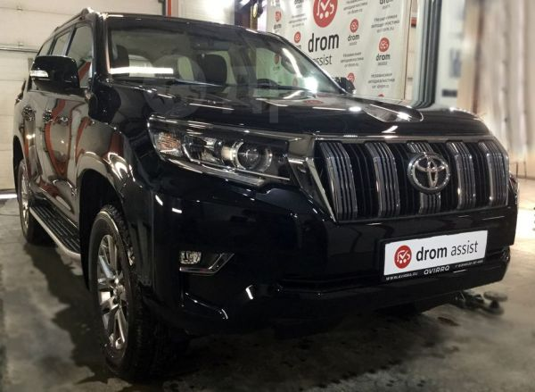 Toyota Land Cruiser Prado, 2018 год, 3 461 000 руб.