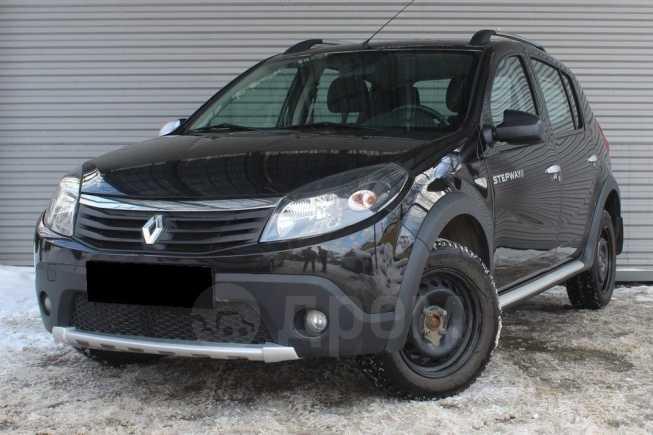 Renault Sandero, 2013 год, 320 000 руб.